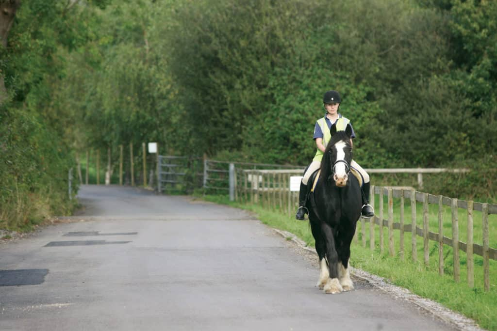 Pony Road Hacking for Fitness