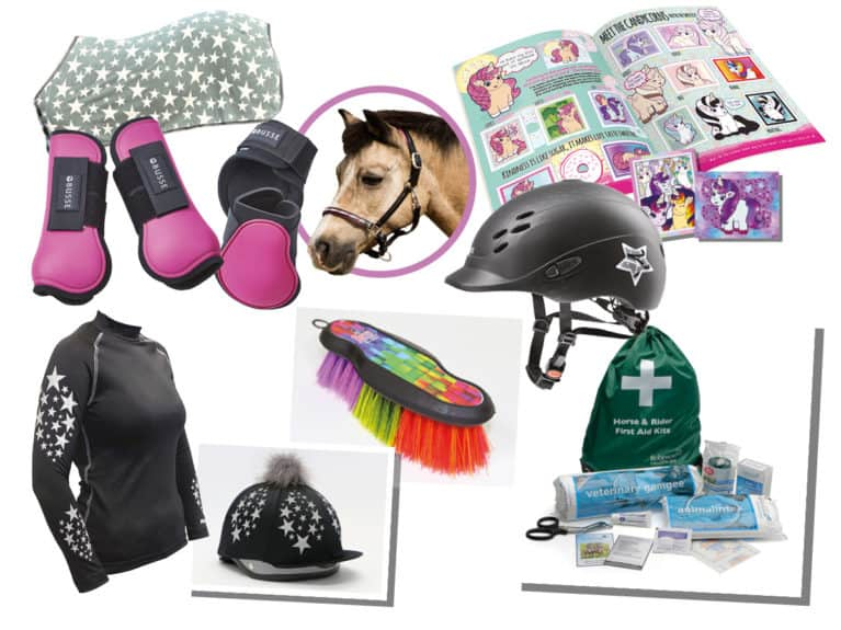 Prize giveaway in July PONY mag