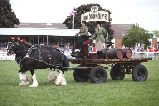 The Royal Three Counties Show