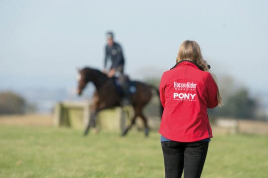 Horsey careers, PONY Magazine marketing executive