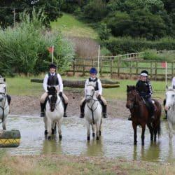 Pony Club camp