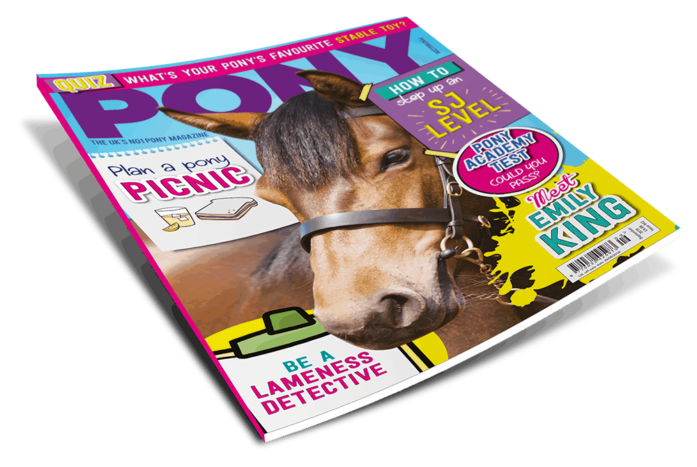 September PONY Magazine