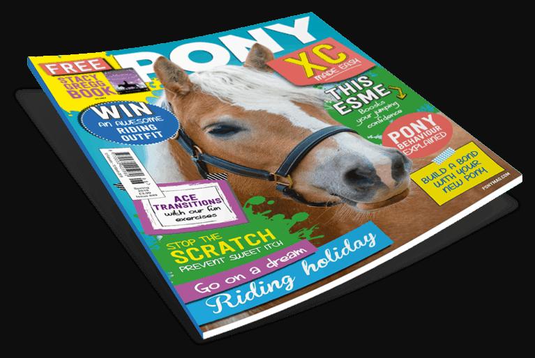 Spring PONY Magazine