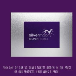 Silvermoor release silver tickets in products