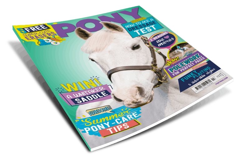 July PONY Magazine
