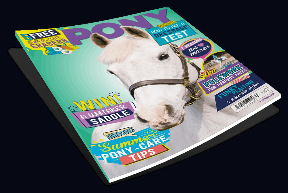 July PONY Magazine