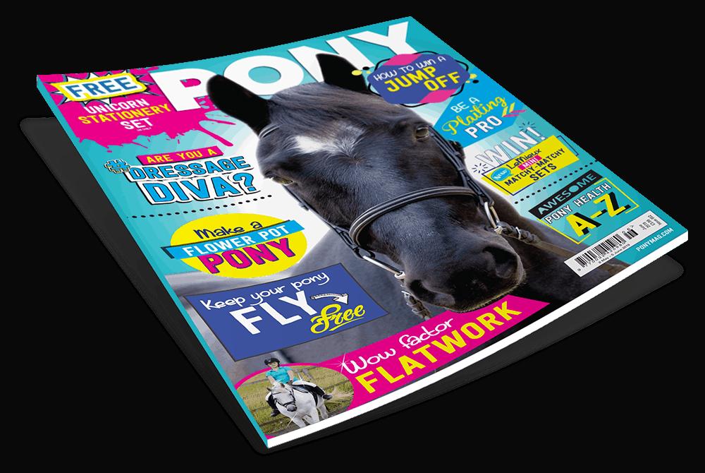 June PONY magazine