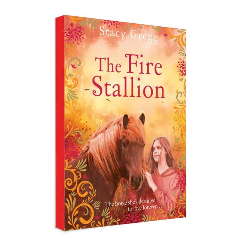 Stacey Gregg The Fire Stallion book