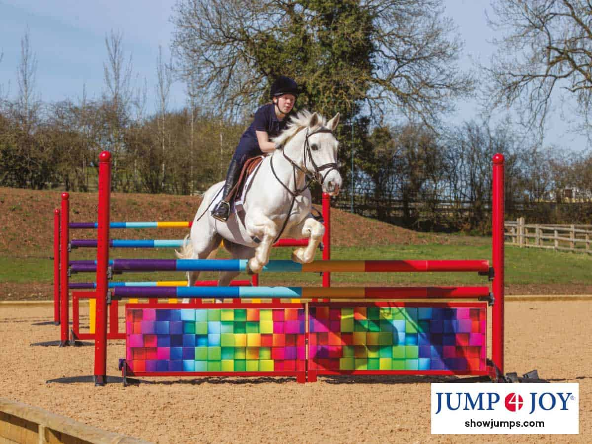 Design A Showjump Competition Jump 4 Joy Pony Magazine