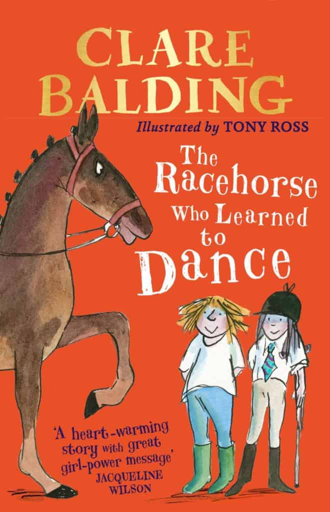 The Racehorse Who Learned To Dance, book by Clare Balding