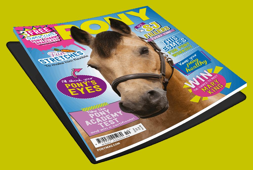 October PONY Magazine