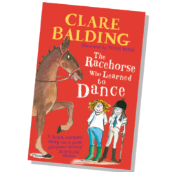 The Racehorse who learned to Dance, Clare Balding