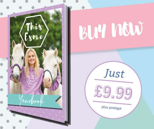 The Esme Yearbook - on sale here