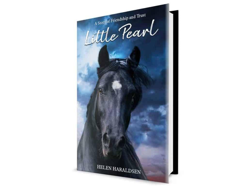 Little Pearl by Helena Haraldsen
