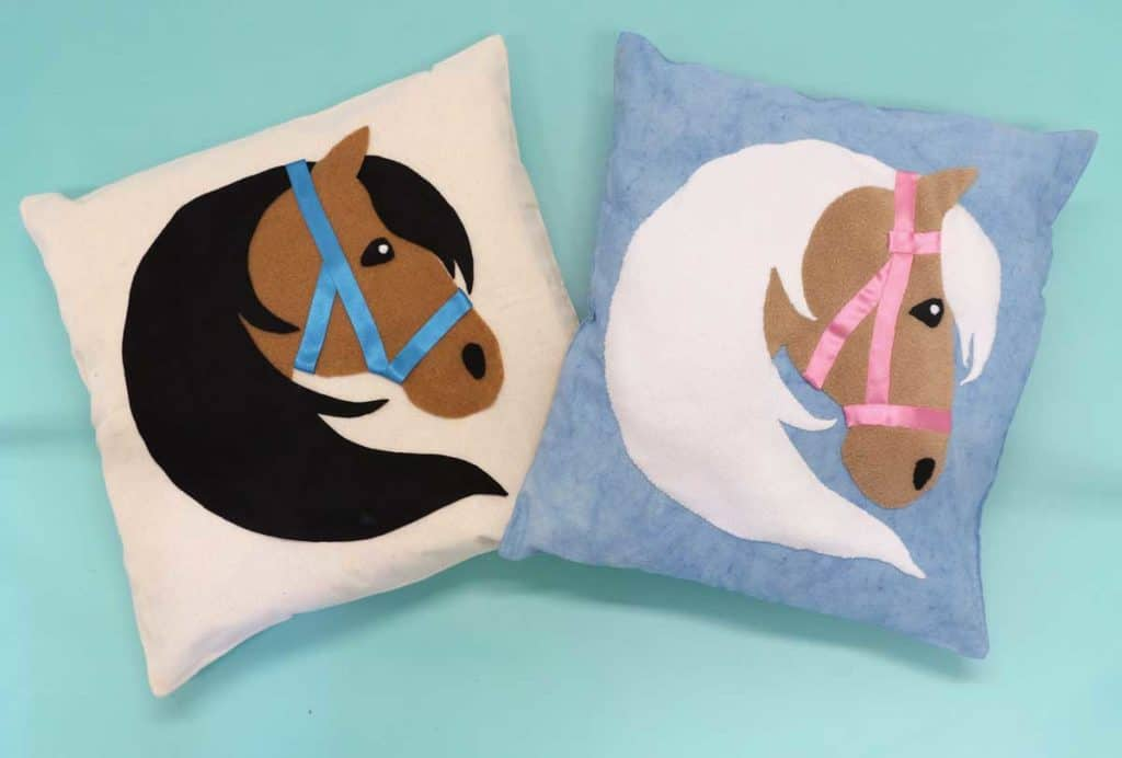 PONY the Annual 2020 make a pony cushion