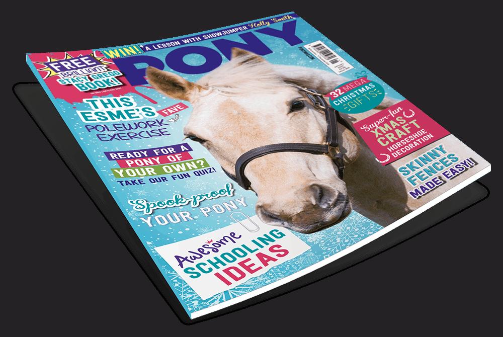 PONY January Magazine