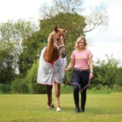 Showjumper Holly Smith