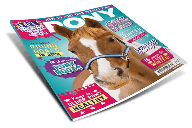 PONY Magazine February issue
