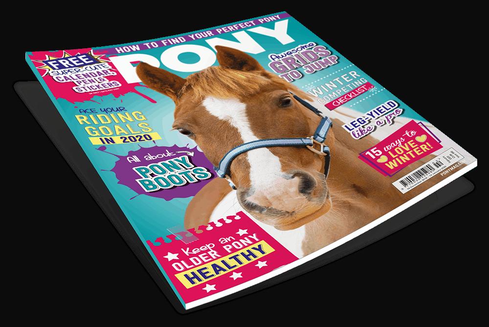 PONY Magazine February issue