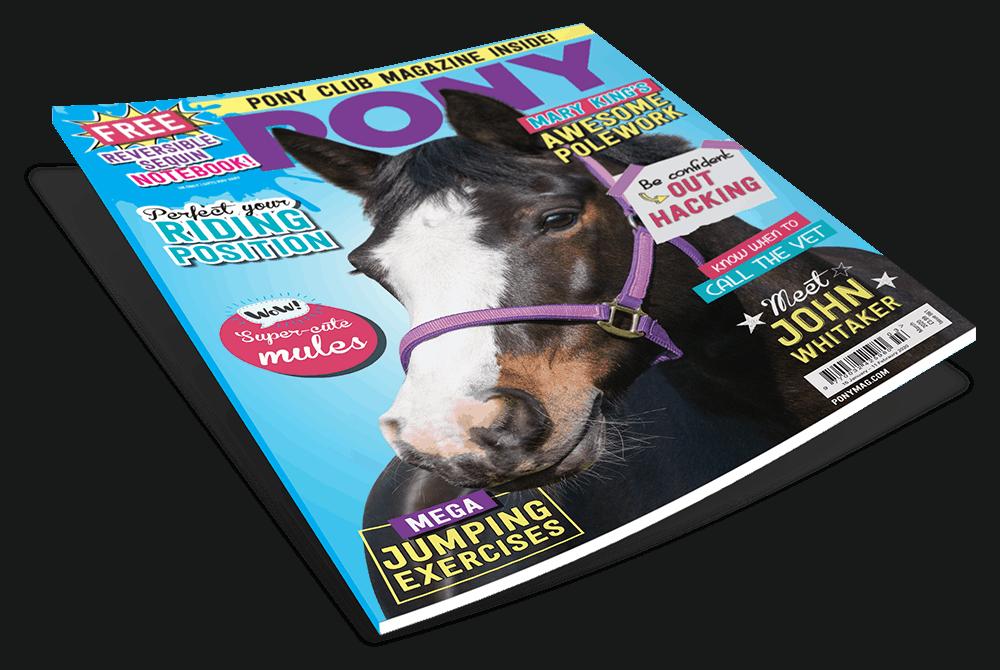 PONY Magazine March 2020