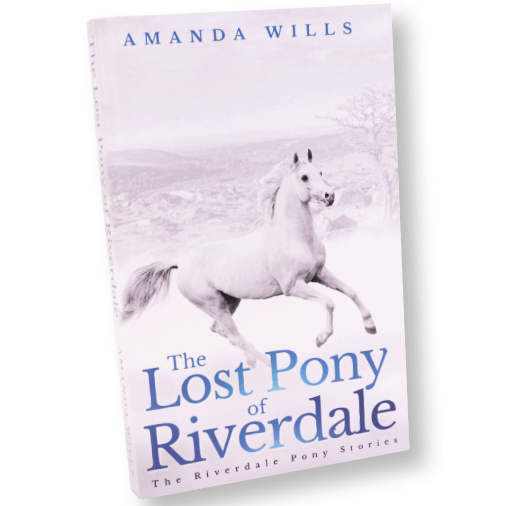 The Lost Pony of Riverdale Book
