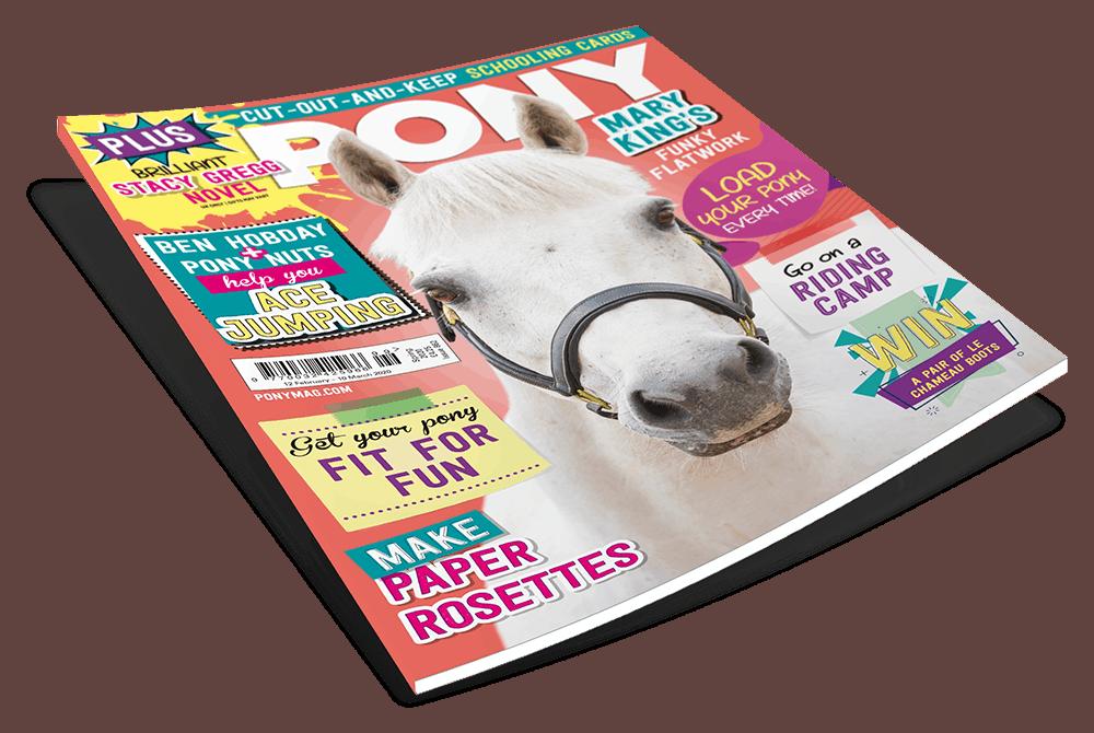 PONY Spring 20 magazine