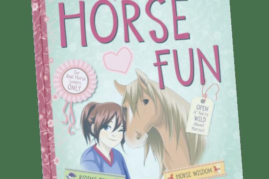 Horse Fun book