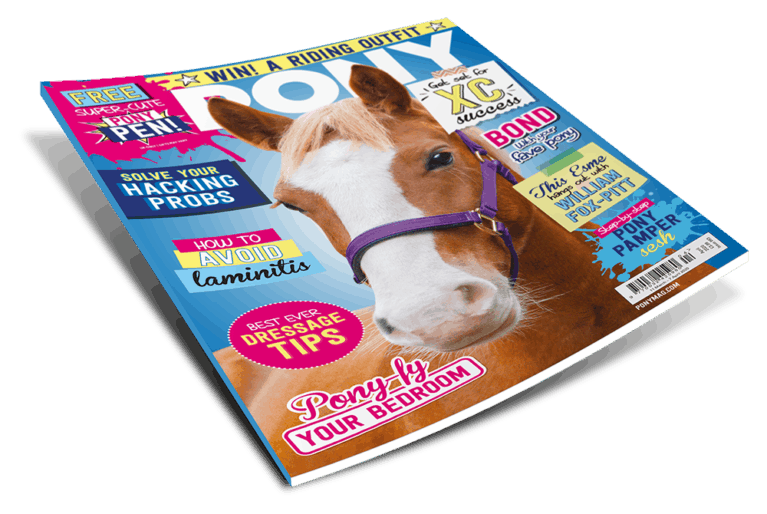 April PONY Magazine
