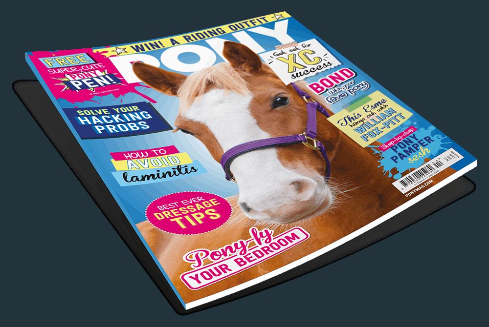 April PONY Magazine