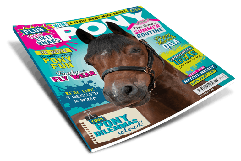 PONY Magazine June 2020