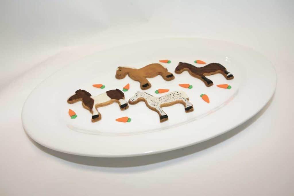 How to make pony cookies recipe