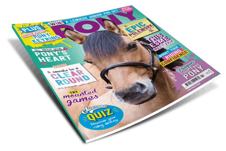 July 2020 PONY Magazine