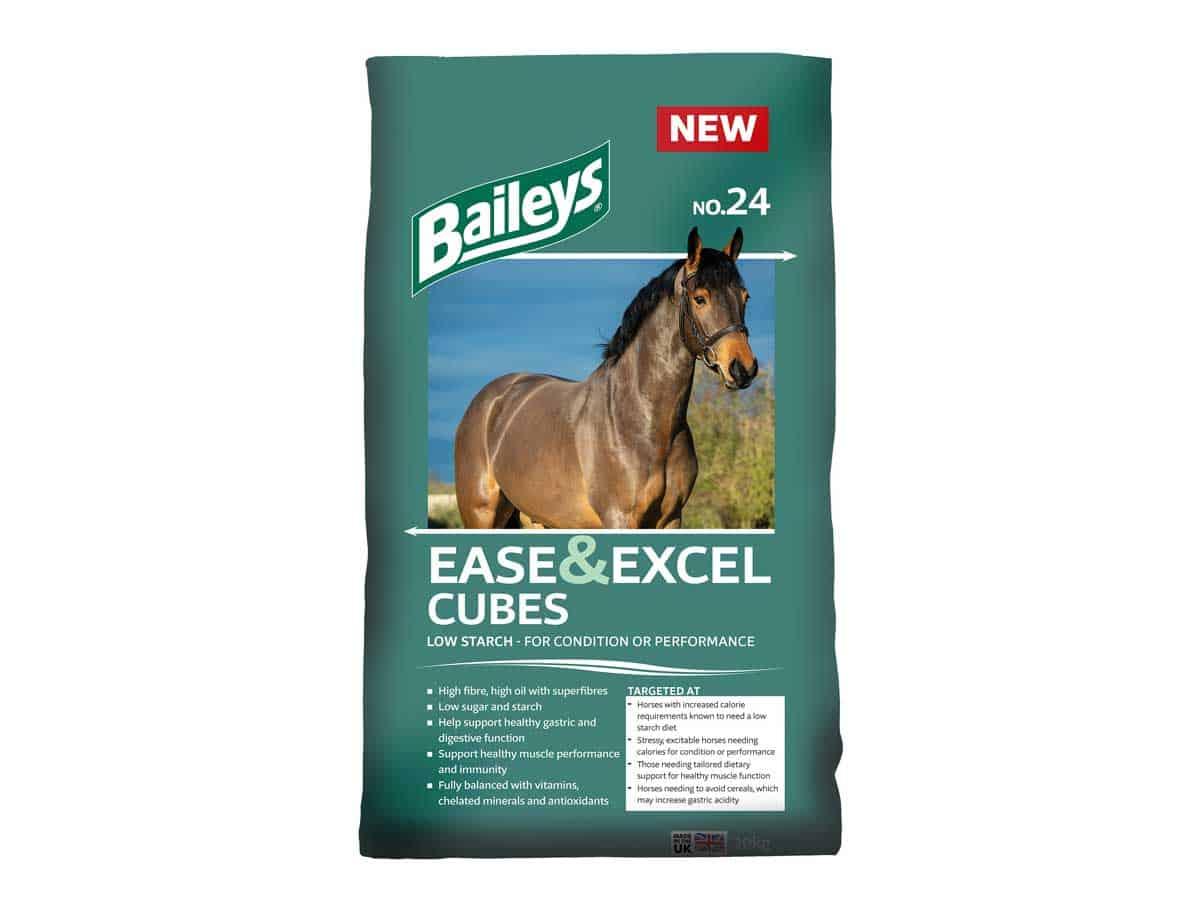 Baileys Ease&Excel cubes