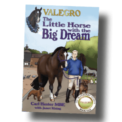 Valegro The Little Horse with the Big Dream, by Carl Hester and Janet Rising