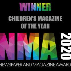 NMA2020 children's magazine of the year