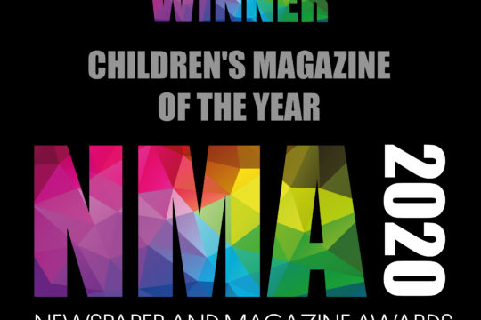 NMA2020 children's magazine of the year