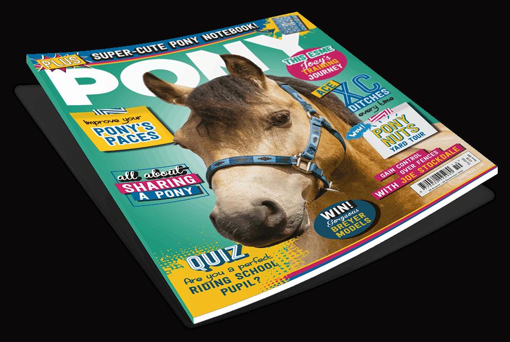 PONY Magazine October 2020