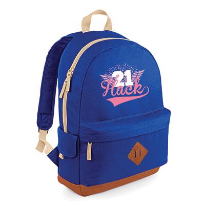 Hack 21 backpack – royal blue