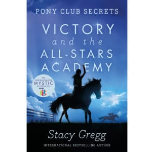 Victory and the All-Stars Academy, Stacy Gregg book