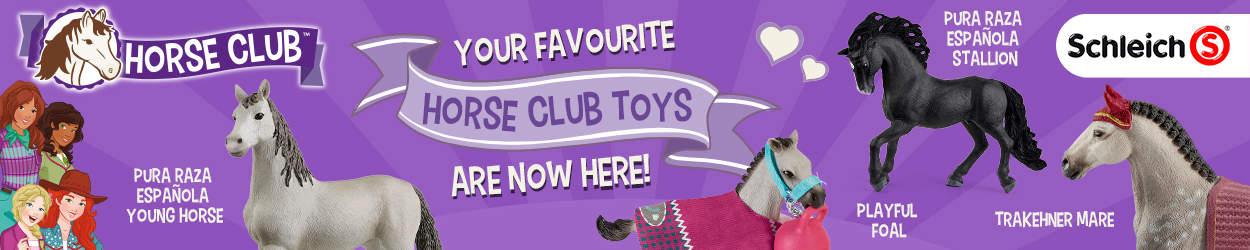 Schleich Horse Club Toys
