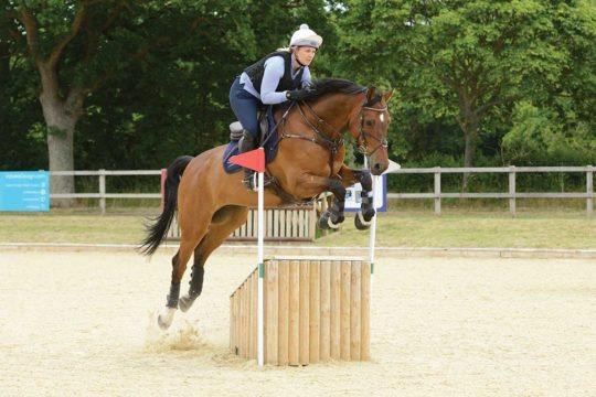 Gemma Tattersall arena eventing