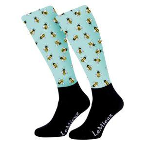 LeMieux Bumble bees socks