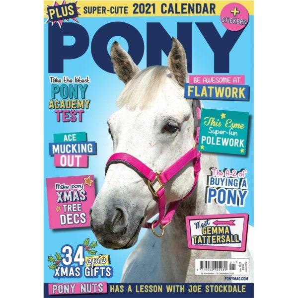 PONY Magazine January 2021