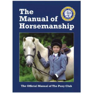 The Manual of Horsemanship Book