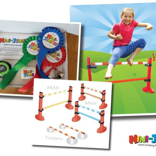 Mini-jumps competition