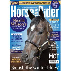 February Horse&Rider Magazine 2021