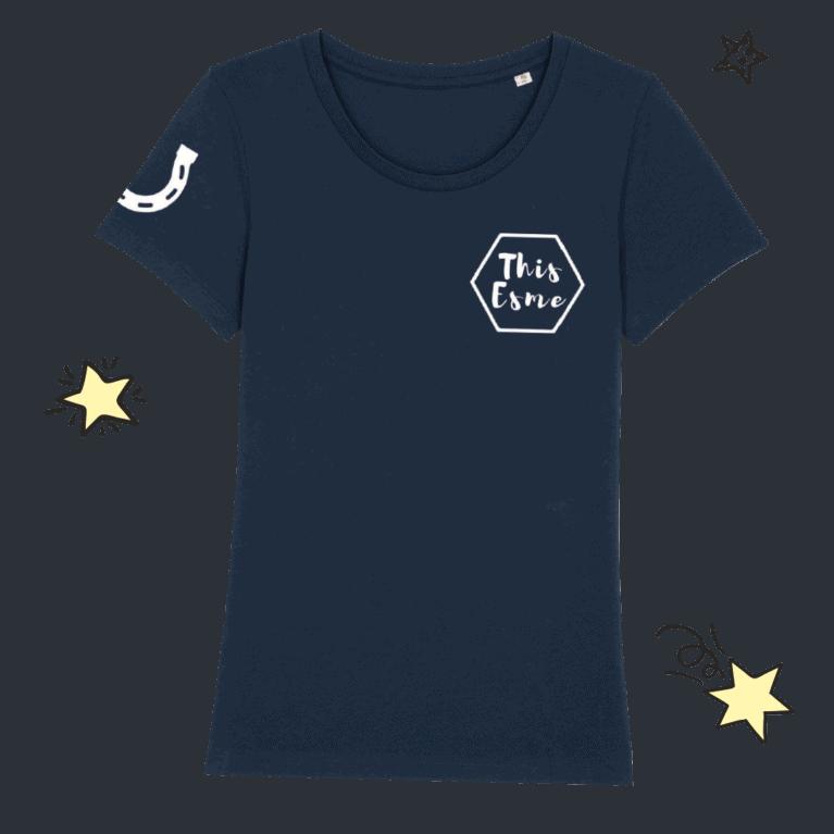 PONY mag subscription gift - This Esme t-shirt
