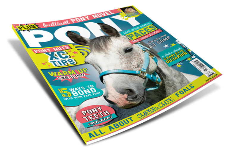 PONY Spring 2021 magazine