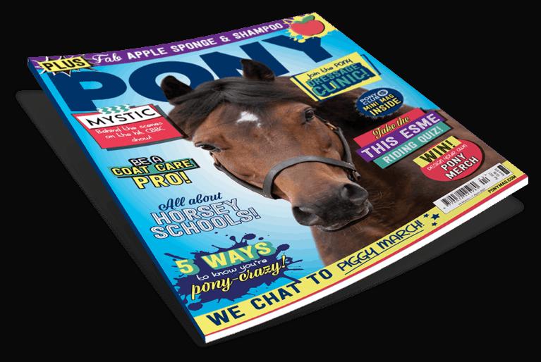 PONY Magazine - April 2021