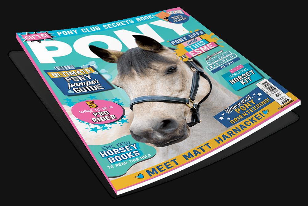 PONY Magazine May 2021